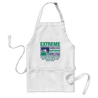 Extreme Hardcore Dirtbike Racing Standard Apron