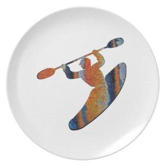 Extreme Kayak Plate