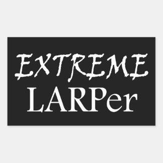 Extreme Larper Sticker