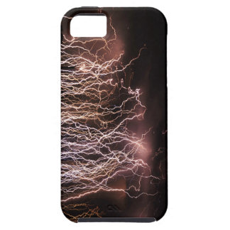 Extreme lightning bolts iPhone 5 case