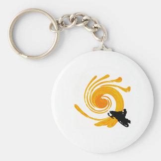 Extreme Manifestation Basic Round Button Keychain