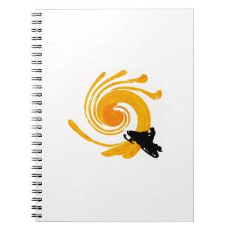 Extreme Manifestation Spiral Notebooks