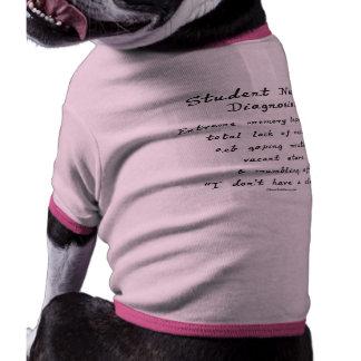 Extreme Memory Lapse Dog Shirt