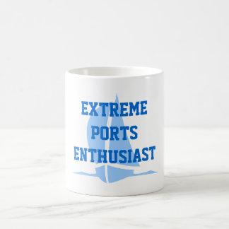 Extreme Ports Enthusiast Basic White Mug