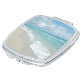 Extreme Relaxation Beach View Makeup Mirror