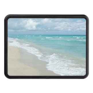 Extreme Relaxation Beach View Trailer Hitch Cover