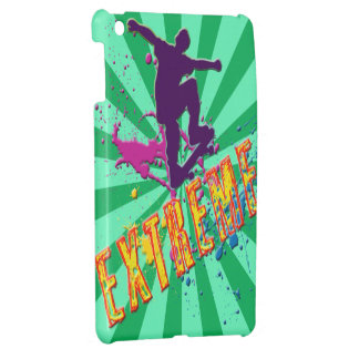 Extreme Skateboarder iPad Mini Cover