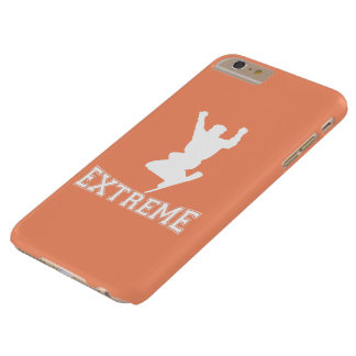 EXTREME Snowboard 2 (white) Barely There iPhone 6 Plus Case