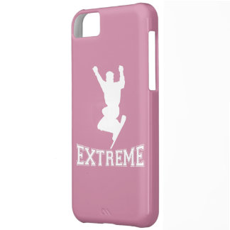 EXTREME Snowboard 2 (white) iPhone 5C Cases