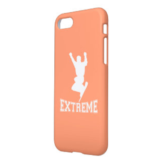 EXTREME Snowboard 2 (white) iPhone 7 Case