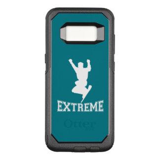 EXTREME Snowboard 2 (white) OtterBox Commuter Samsung Galaxy S8 Case