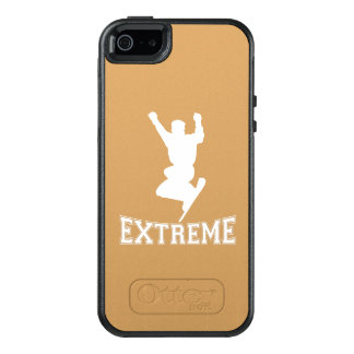 EXTREME Snowboard 2 (white) OtterBox iPhone 5/5s/SE Case