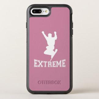 EXTREME Snowboard 2 (white) OtterBox Symmetry iPhone 8 Plus/7 Plus Case