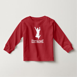 EXTREME Snowboard 2 (white) Toddler T-shirt