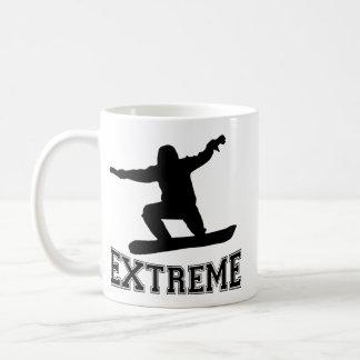 EXTREME Snowboard Coffee Mug