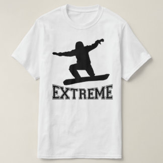 EXTREME Snowboarder T-Shirt