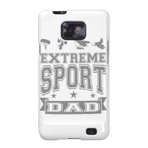 Extreme Sport Dad Samsung Galaxy SII Case