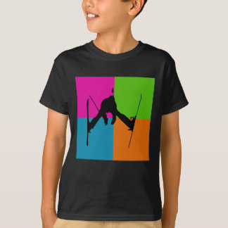 extreme sports - ski T-Shirt