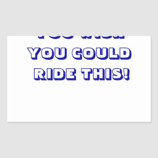 Extreme StreetBike Stickers