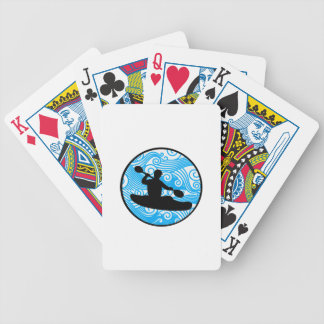 Extreme Wave Runner Bicycle Playing Cards