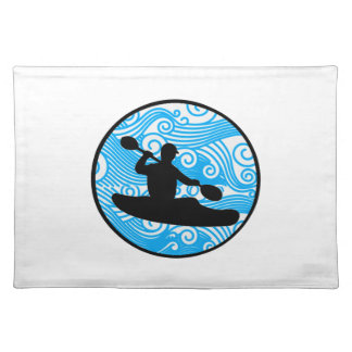 Extreme Wave Runner Placemat