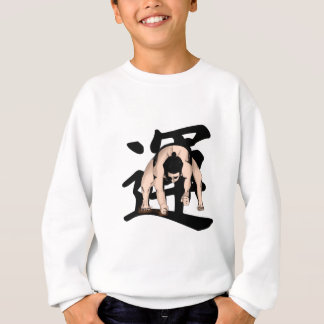 extreme-wrestling sweatshirt