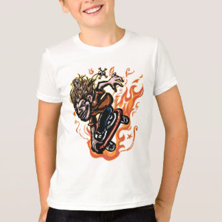 Extreme X Skateboarder T-Shirt