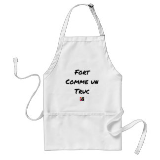 EXTREMELY LIKE a TRICK - Word games - François Standard Apron