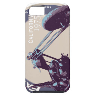 Extremely long Vintage CHOPPER Motorcycle iPhone 5 Cover