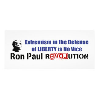 Extremism in the Defense of Liberty is No Vice Invite