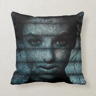 Extropianism Throw Pillow