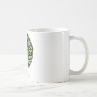Extrude.tiff Basic White Mug