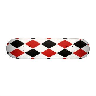 exuberant, sexy, powerful, dynamic, enterprising, custom skate board