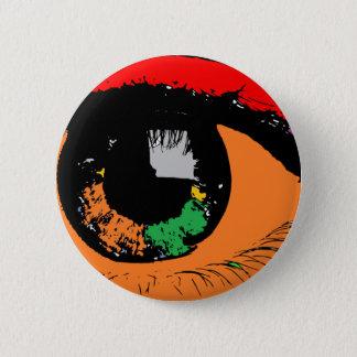 Eye 2 Inch Round Button