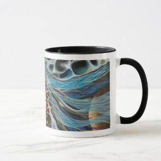 Eye Art! Anatomy Art! opthomology Mug