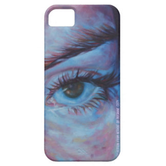 Eye art phone case