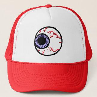 Eye Ball Trucker Hat