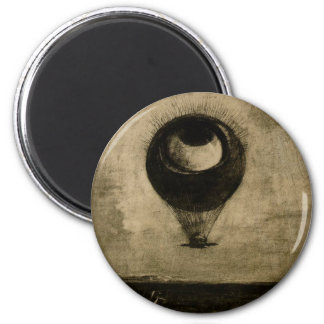 Eye Balloon Magnet