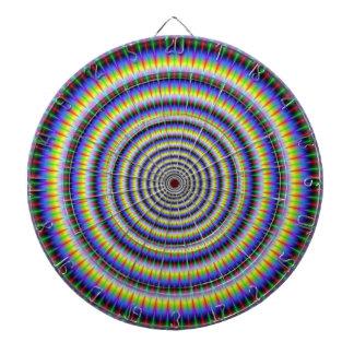 Eye Boggling Circles Dartboard