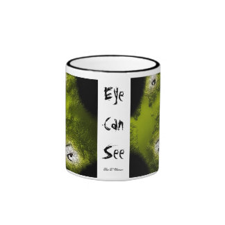 Eye Can See Ringer Coffee Mug