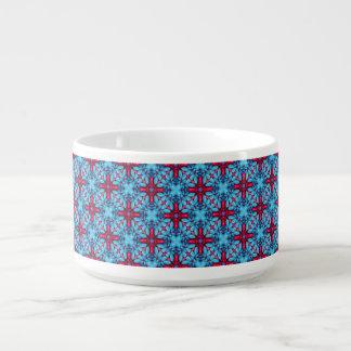 Eye Candy Kaleidoscope  Chili Bowls