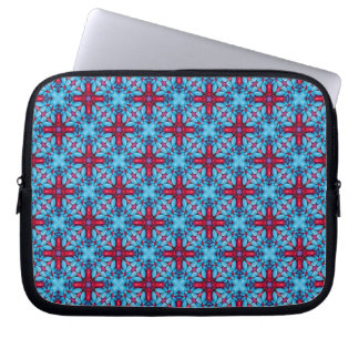 Eye Candy Kaleidoscope    Neoprene Laptop Sleeves