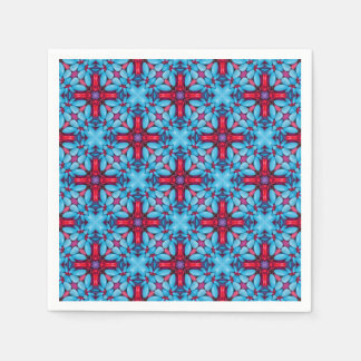 Eye Candy Kaleidoscope   Paper Napkins, 5 styles Napkin