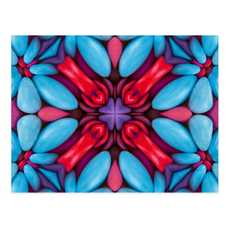 Eye Candy Kaleidoscope Postcards