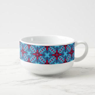 Eye Candy Kaleidoscope   Soup Mugs