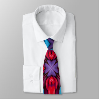 Eye Candy Kaleidoscope  Tie