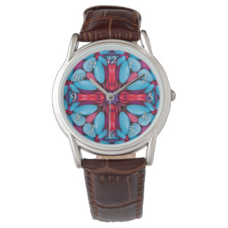 Eye Candy Kaleidoscope Vintage Mens Watch