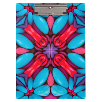 Eye Candy Pattern Clipboard