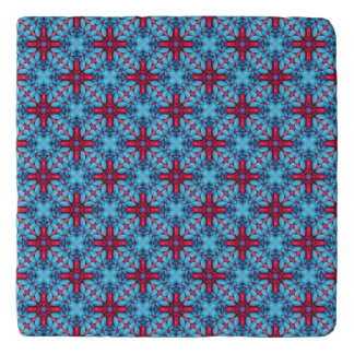 Eye Candy Pattern  Custom Stone Trivets