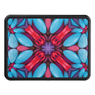 Eye Candy Pattern   Custom Trailer Hitch Covers